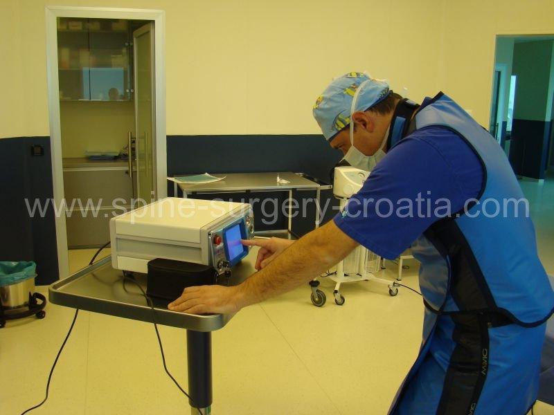 Laser Spine Surgery Croatia Pldd Percutaneous Laser